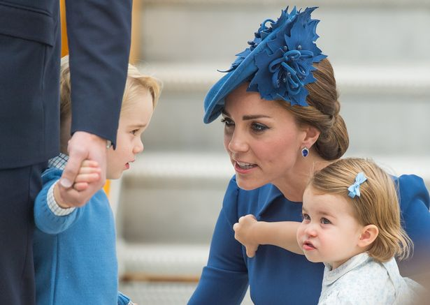 2016-Royal-Tour-To-Canada-Of-The-Duke-And-Duchess-Of-Cambridge-Victoria-British-Columbia